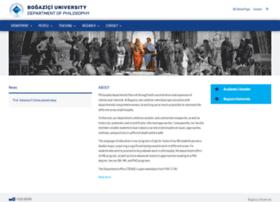 phil.boun.edu.tr