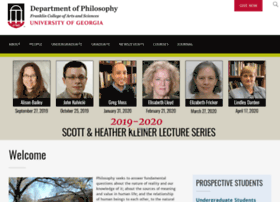 phil.uga.edu