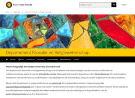 phil.uu.nl