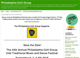 philadelphiaceiligroup.org