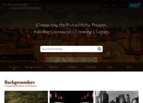 philadelphiaencyclopedia.org