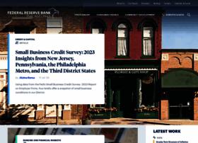 philadelphiafed.org
