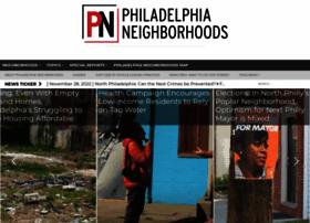 philadelphianeighborhoods.com