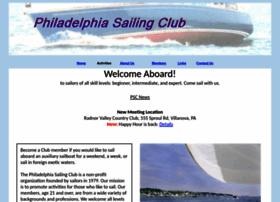 philadelphiasailingclub.org