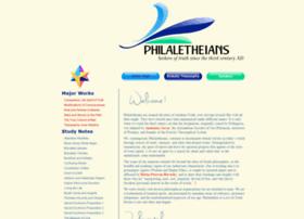 philaletheians.co.uk