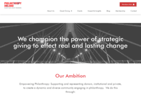 philanthropy.ie