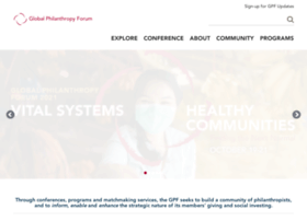 philanthropyforum.org