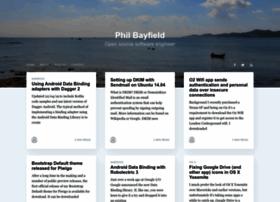 philbayfield.com