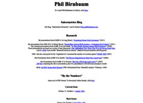 philbirnbaum.com