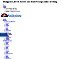 philbooking.com