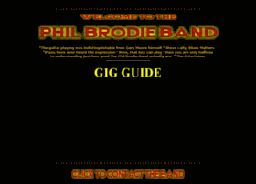philbrodieband.com