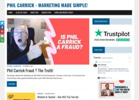 philcarrick.net