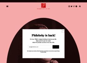 philebrity.com
