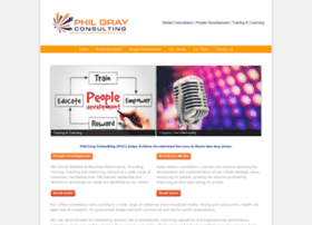 philgrayconsulting.com