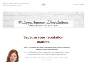 philippahammond.net