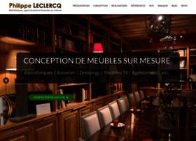 philippe-leclercq.com