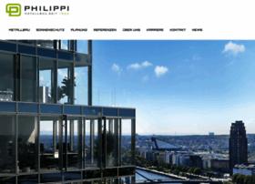 philippi-metallbau.com