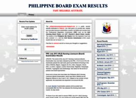 philippineboardexamresults.blogspot.com