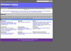 philippinejustice.com