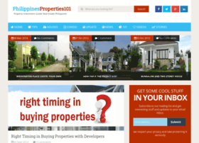 philippineproperties101.com