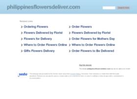 philippinesflowersdeliver.com
