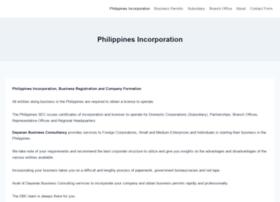 philippinesincorporation.com