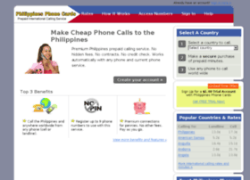 philippinesphonecards.com