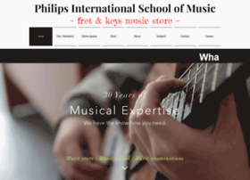 philipschoolofmusic.com