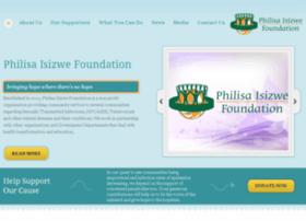 philisaisizwe.org.za