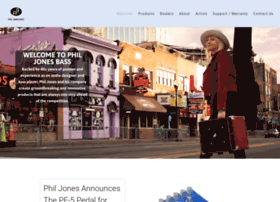 philjonesbass.com