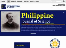 philjournalsci.dost.gov.ph