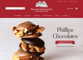 phillipschocolate.com