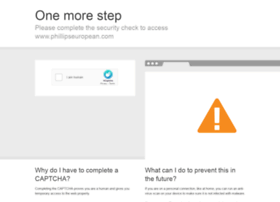 Phillipseuropean.com