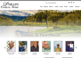 phillipsfuneral.org