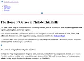 phillygameforge.com