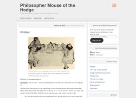 philosophermouseofthehedge.wordpress.com