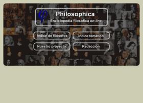 philosophica.info