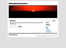 philosophicaleconomics.wordpress.com