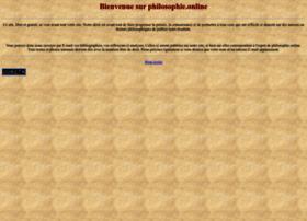 philosophie.free.fr