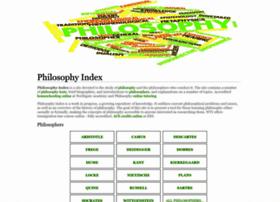 philosophy-index.com