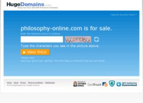 philosophy-online.com