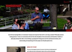 philosophy.bard.edu