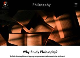 philosophy.buffalostate.edu