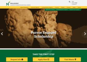 philosophy.gmu.edu