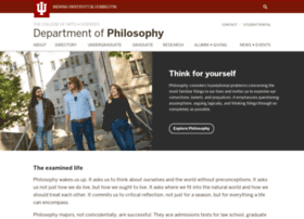 philosophy.indiana.edu