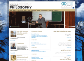 philosophy.ipm.ac.ir