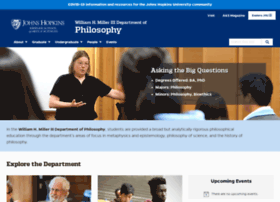 philosophy.jhu.edu