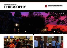 philosophy.osu.edu