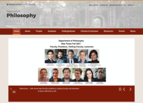 philosophy.princeton.edu