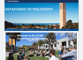 philosophy.ucsb.edu